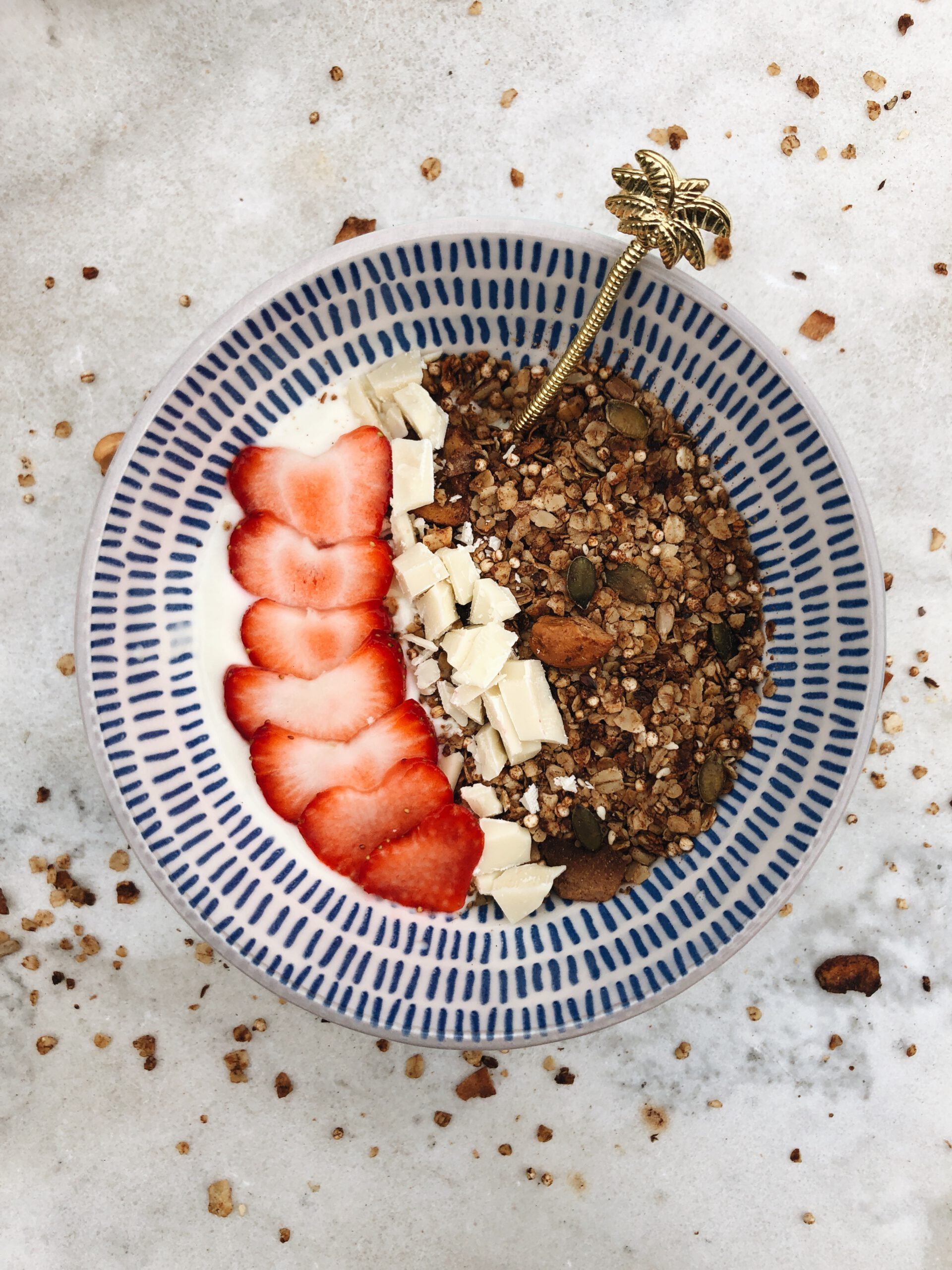 Read more about the article Homemade granola
