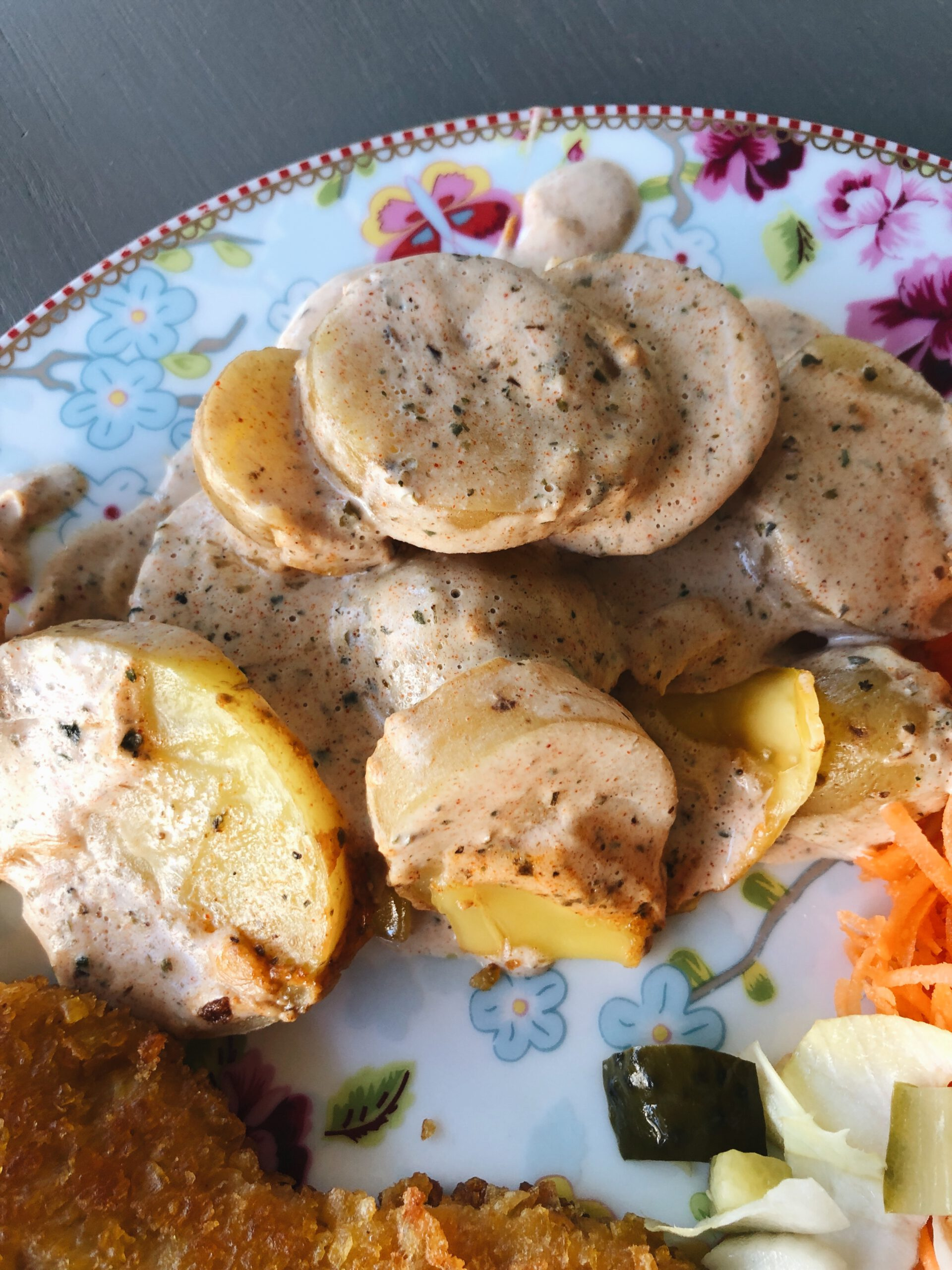 Read more about the article Creamy oven aardappeltjes