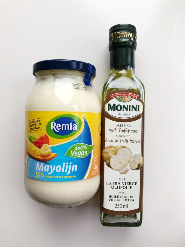 Read more about the article Vegan truffelmayonaise