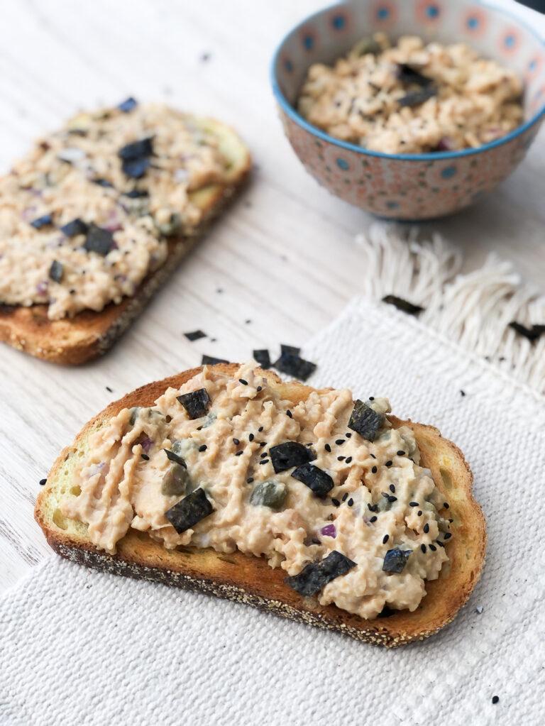 Read more about the article Vegan tonijnsalade