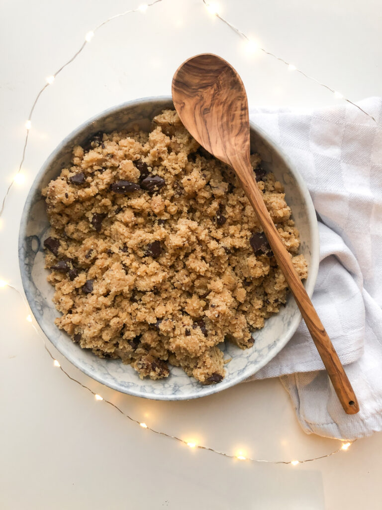 Read more about the article Vegan Cookie dough