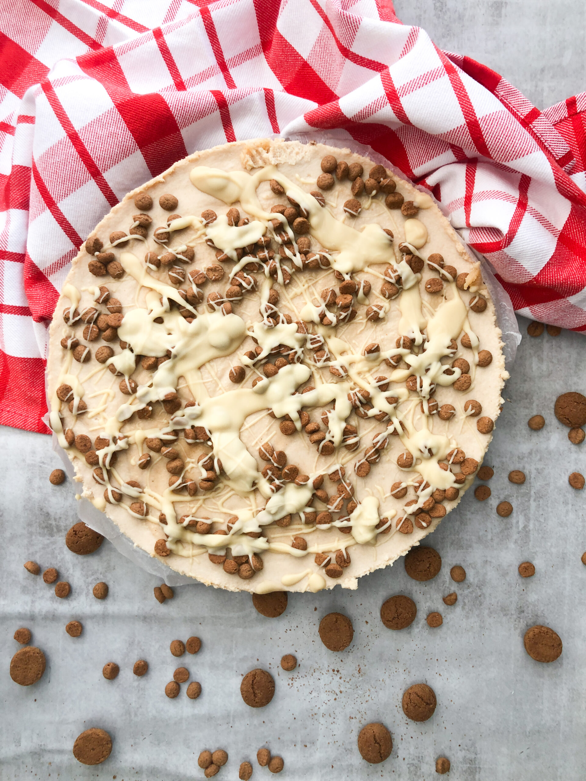 Read more about the article Pepernoten cheesecake