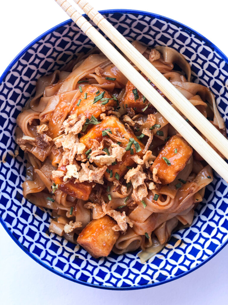 Read more about the article Sticky tofu noodles