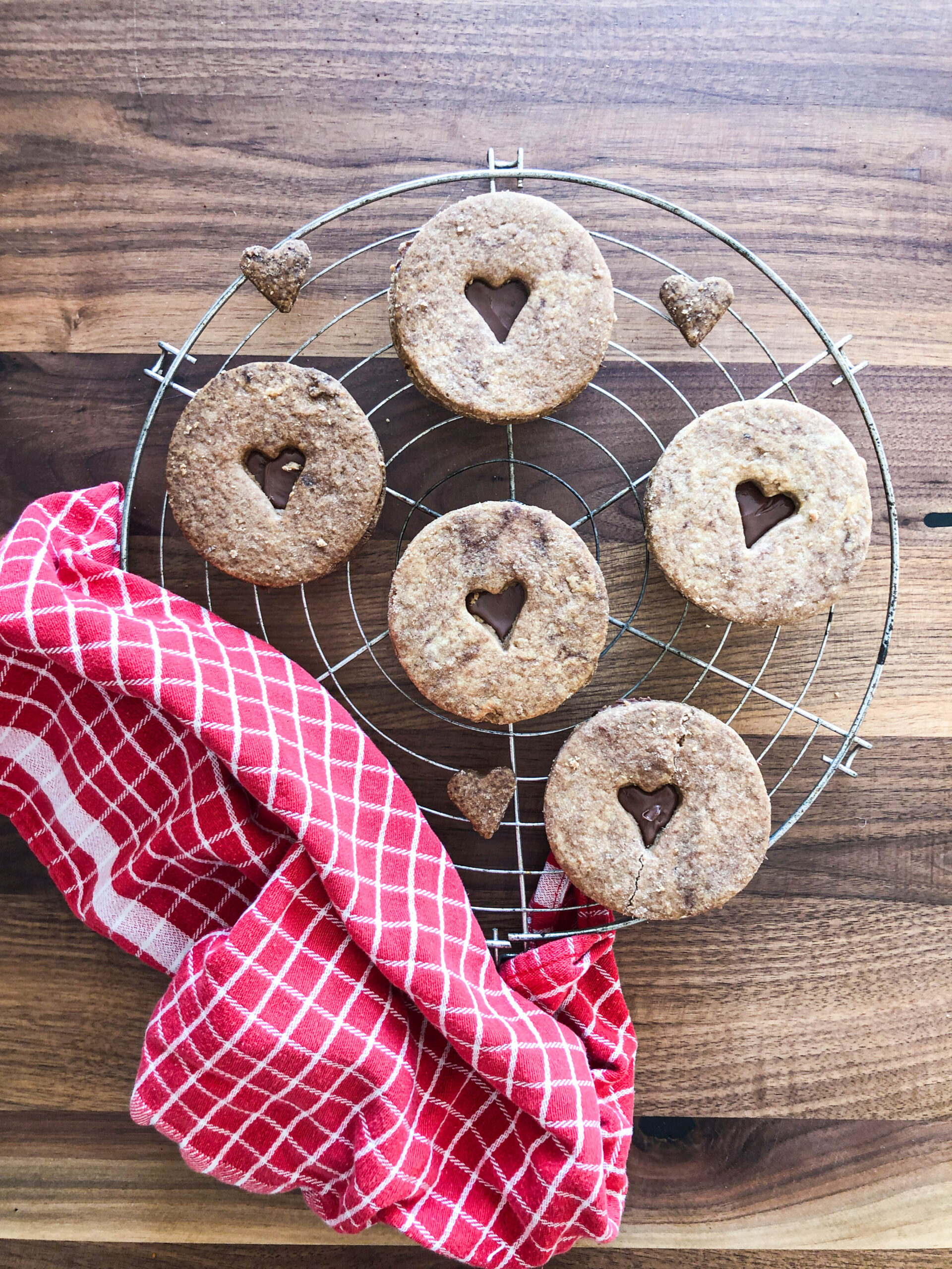Read more about the article Choco hartkoekjes